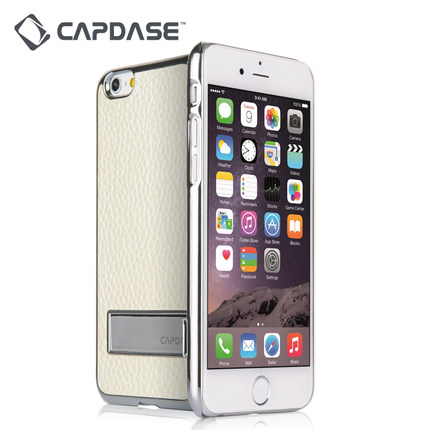 Capdase Capdase Apple 6 mobile shell belt support anti fall protective cover iPhone 6 genuine leathe
