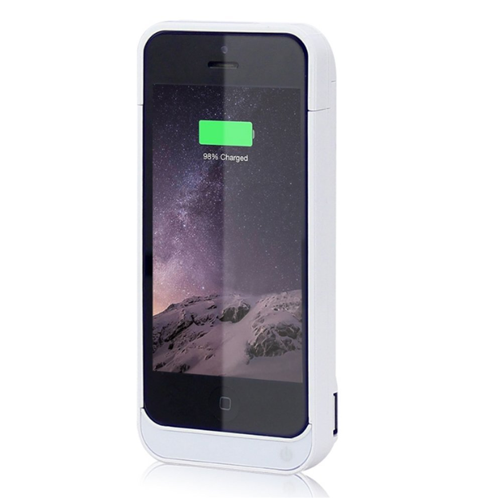 Suoshi Suoshi apple <font color='red'>iphone</font>5 se/5c/5s clip battery 4200 Ma mobile power wireless charging treasure 4.