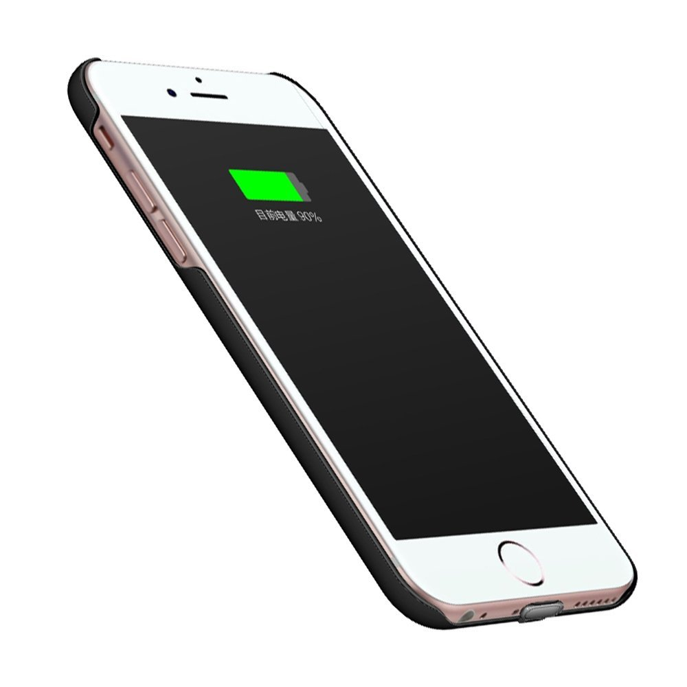 Suoshi Suoshi Apple 6 mobile phone wireless charging protector iPhone6s mobile phone shell 4.7 inch
