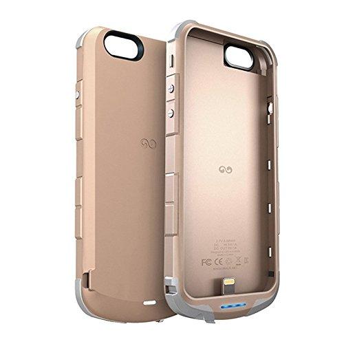 IWALK Aiwoke PCI2400i6 mobile phone battery clip 2400mAh apple iPhone 6 special black