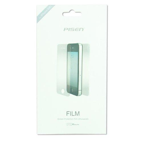 PISEN PISEN apple APPLE IPHONE4 4S (new version) professional frosted anti fingerprint liquid crysta