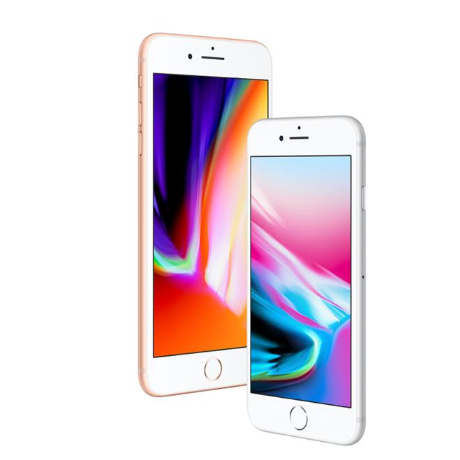 Apple iPhone X / bộ iPhone8 / bộ iPhone8 cộng Táo Điện thoại iPhone trắng 64GB X