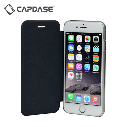 Capdase/ Capdase apple iPhone6Plus mobile phone shell flip all inclusive anti fall protective cover