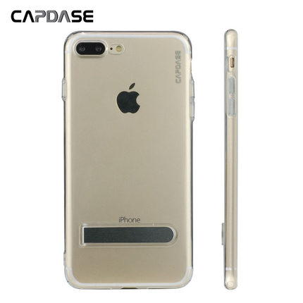 Capdase/ Capdase apple iPhone7 lazy support transparent shell, silicone soft shell, men and women ti