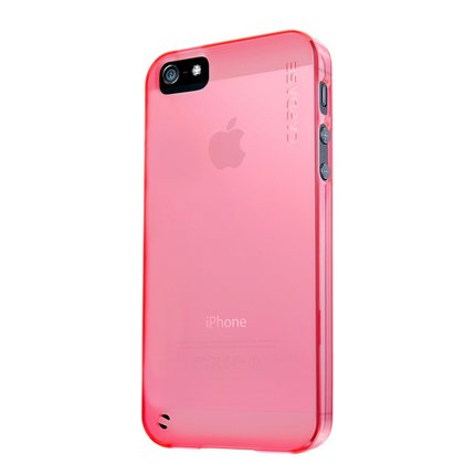 Capdase Capdase 5S mobile phone shell, silicone whole apple, <font color='red'>iphone</font>5/se transparent anti fall protec