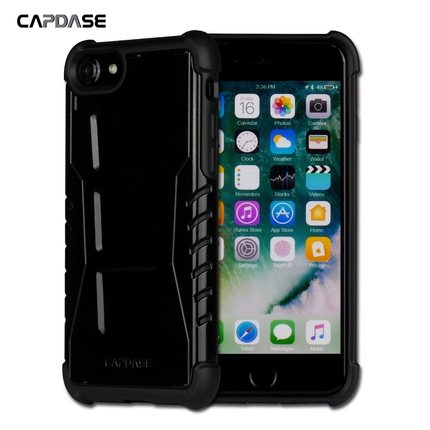 Capdase Capdase Apple 7 silicone mobile phone protection shell iPhone7plus anti fall personality mal