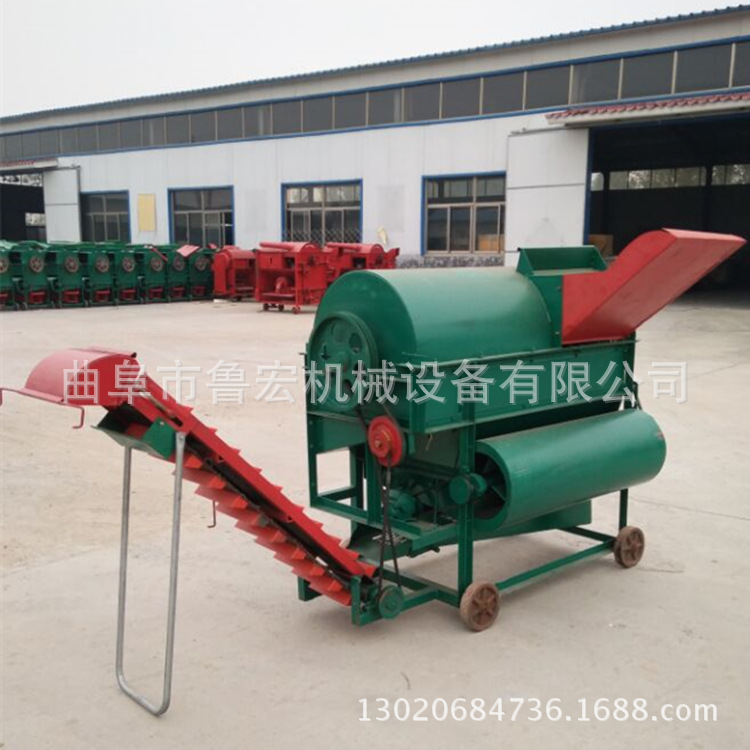 may vot Dry and wet peanut picking machine, peanut picker, picture belt, automatic bagging, peanut p