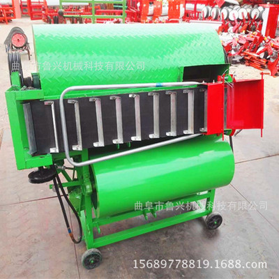 may vot A multifunctional peanut fruit machine Handan semi automatic peanut picker hot new peanut pi