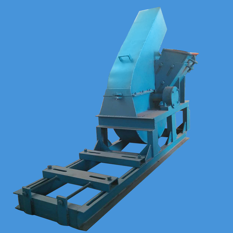 may vot A new type of double mouth wood crusher, 600 high-quality orchard, branch mill, bacteria spe