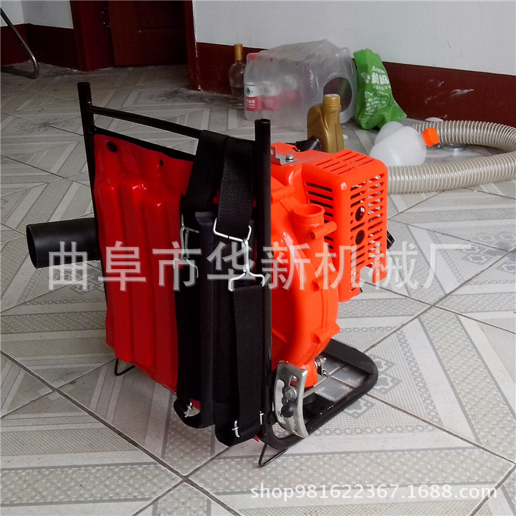 may vot Xinjiang cotton picker, gasoline piggyback cotton picker, new type of agricultural cotton ha