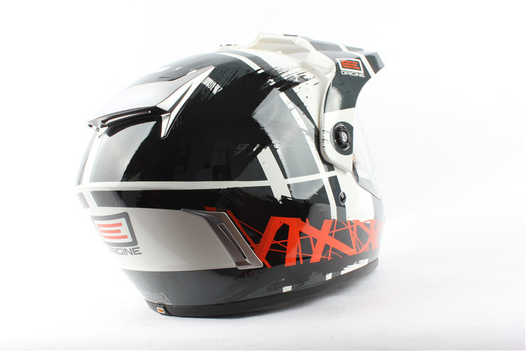 The new ORICINE comes with Bluetooth off-road helmets motorcycle helmets men and women helmets full