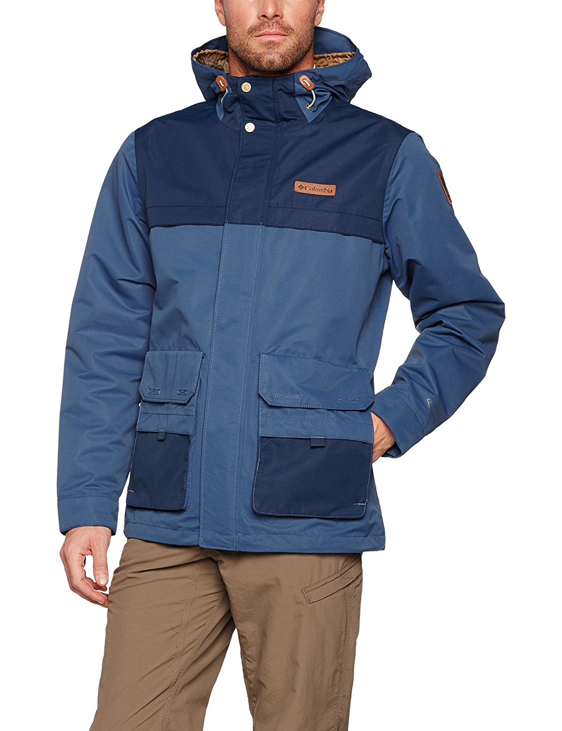 Columbia Men's South Canyon Rain Shell Jacket