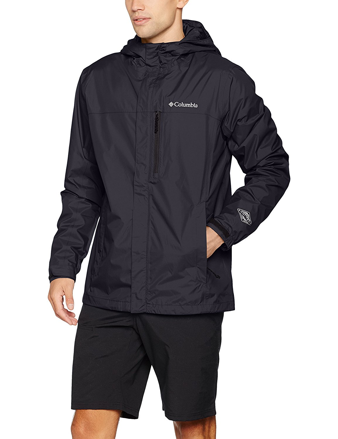 Columbia Men's Pouring Adventure II Jacket