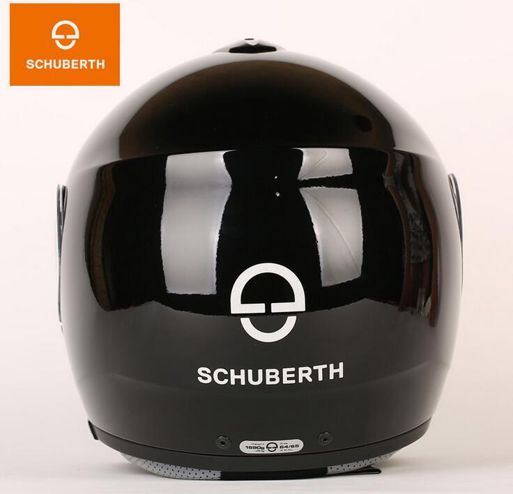 2017 New Schubert Helmets Schuberth C3 PRO Motorcycle Helmet Open Helmet Four Seasons Helmet