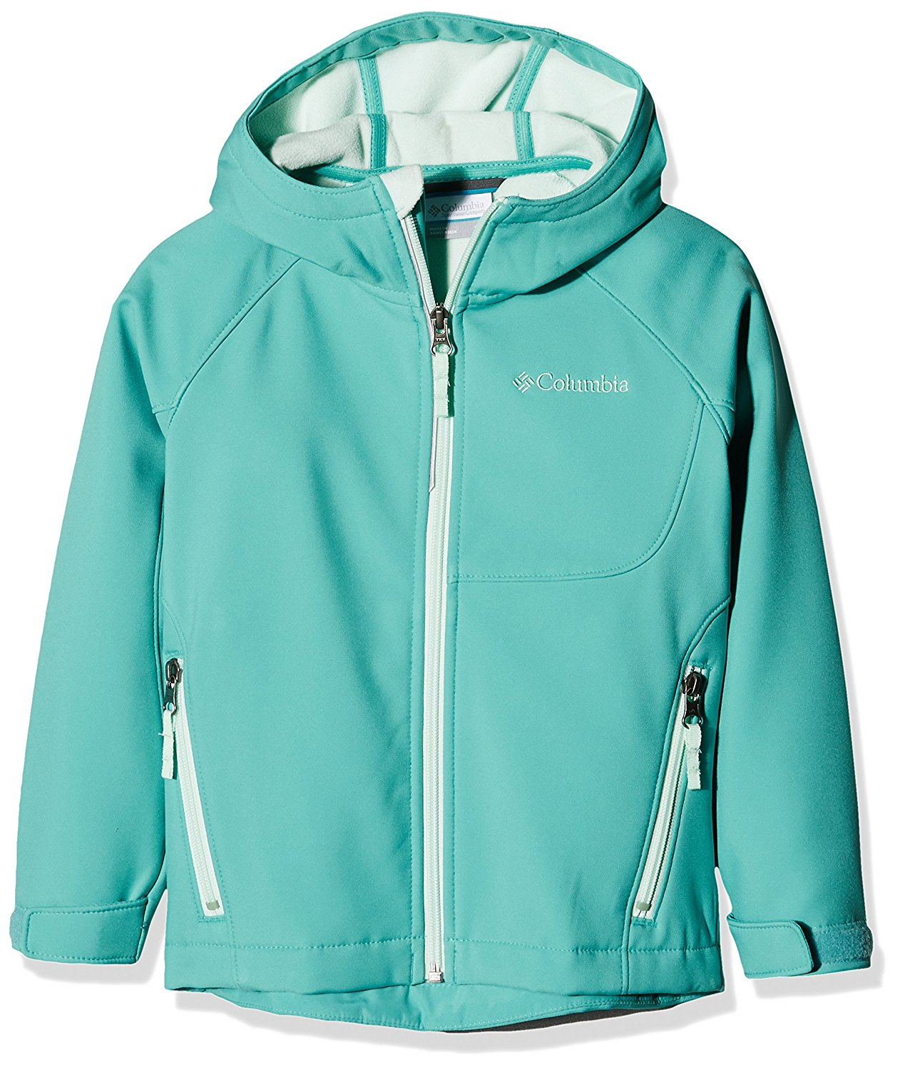 Columbia Children's Cascade Ridge Soft Shell Tops