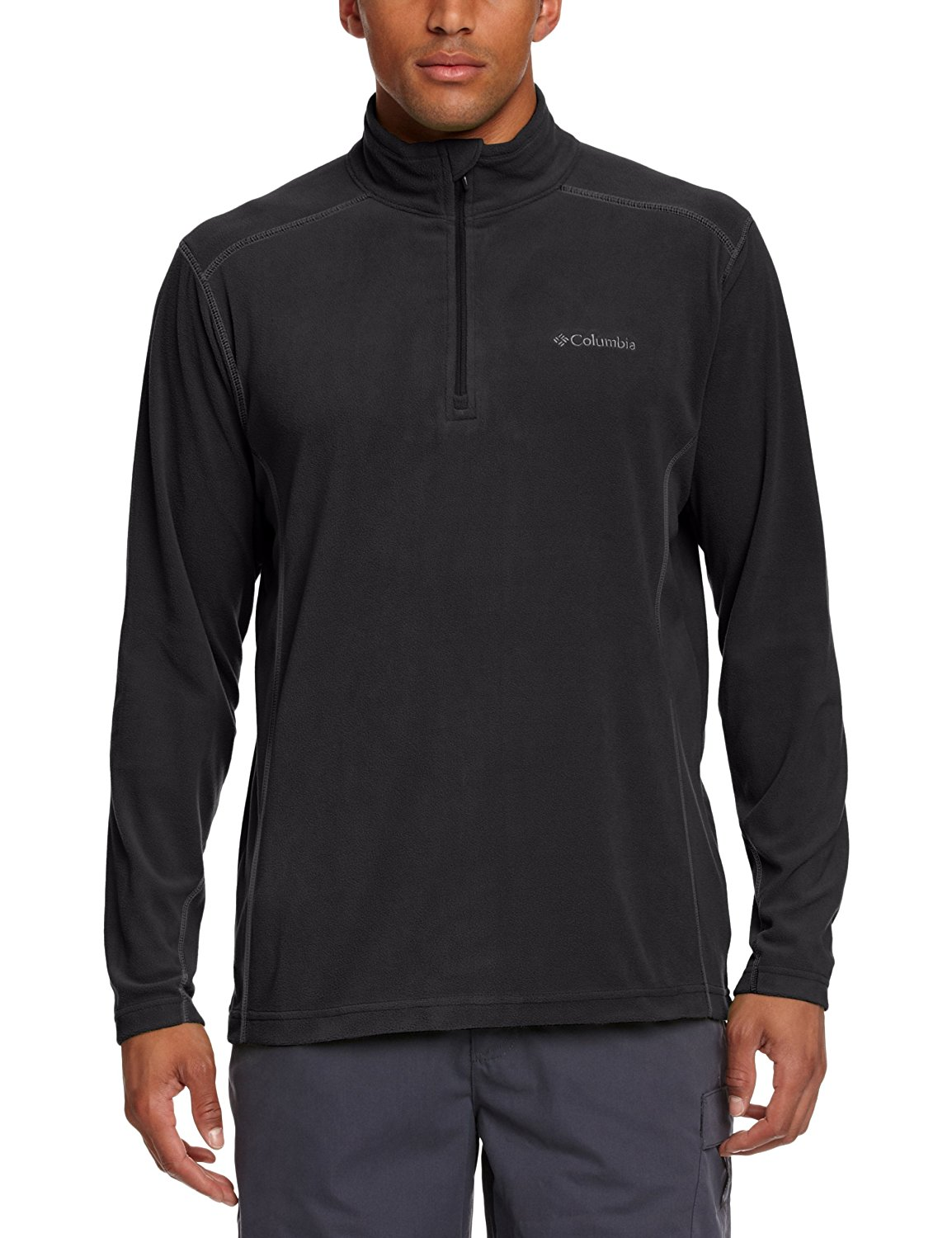 Columbia Men's Klamath Range II Half Zip Fleece