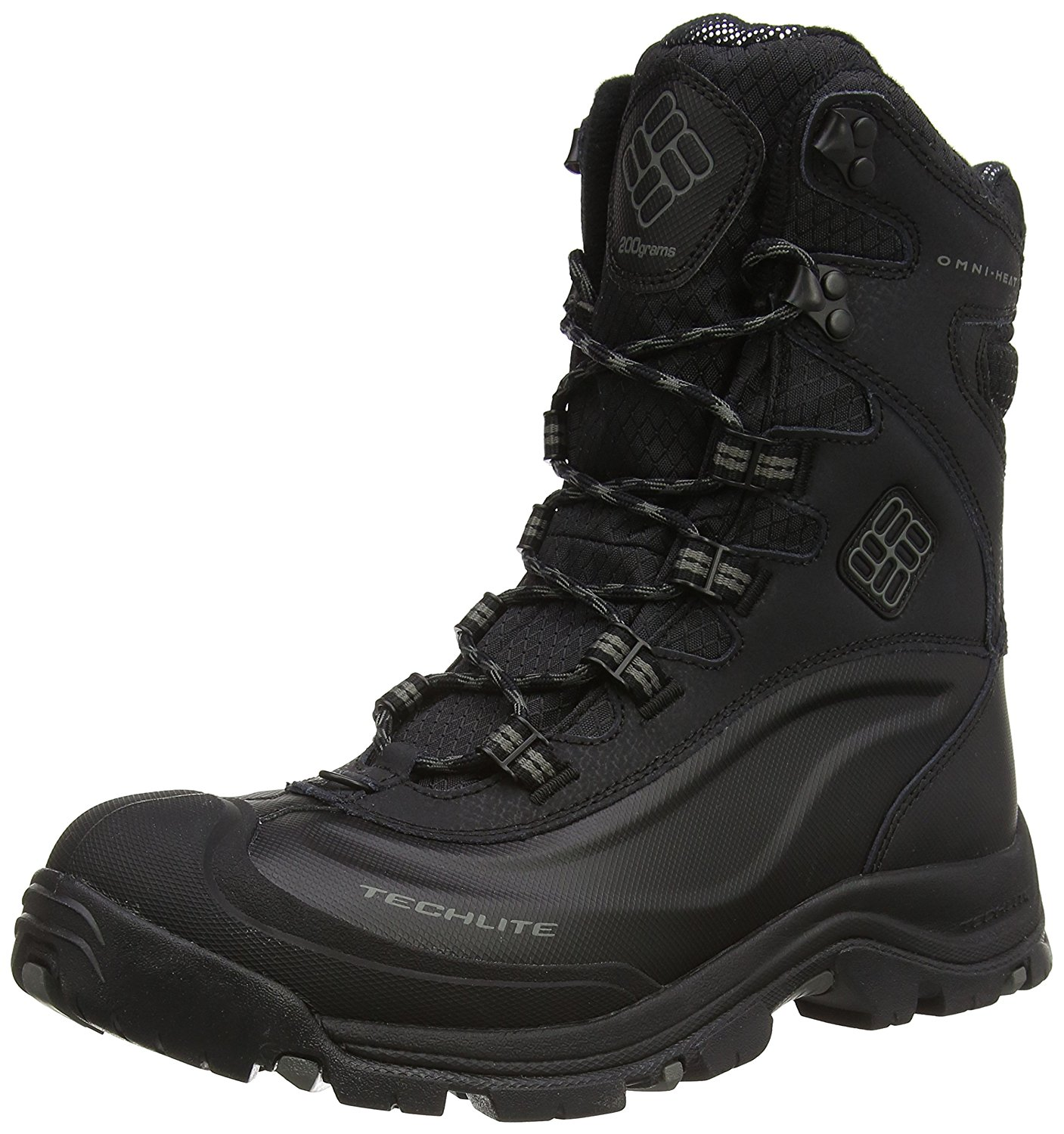 Columbia men's Bugaboot PLUS III OMNI cold-weather boots