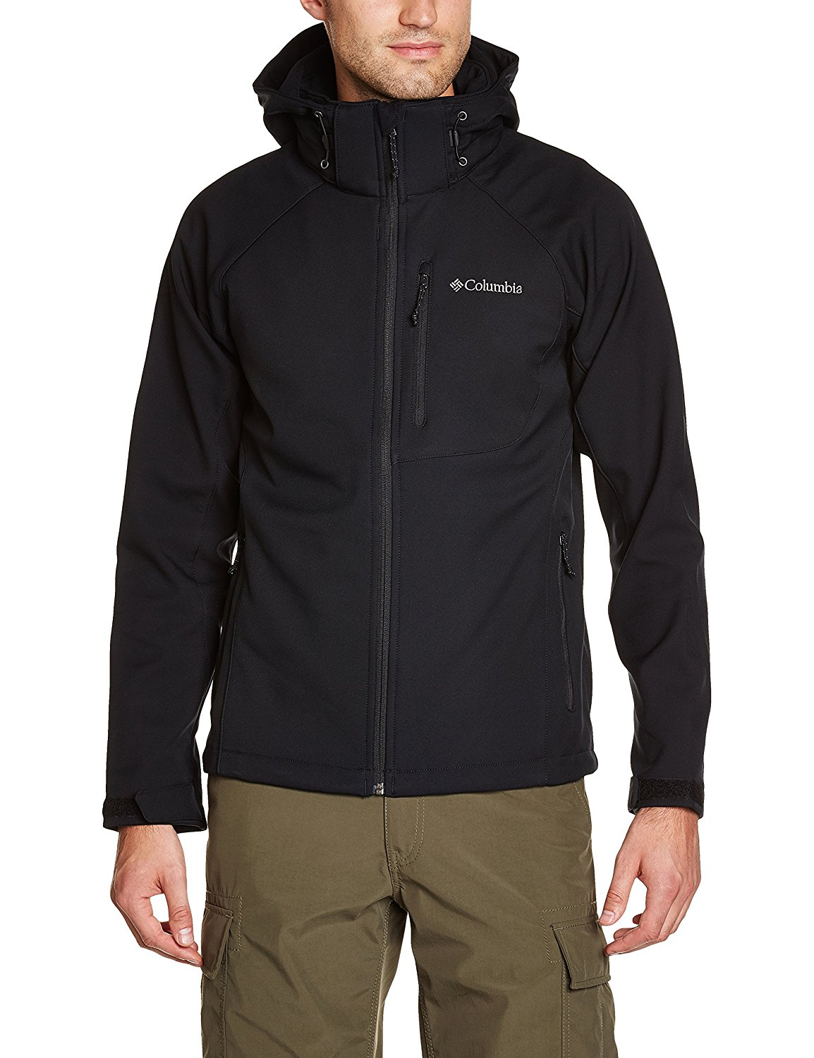 Columbia Men's Cascade Ridge II SoftShell Fleece