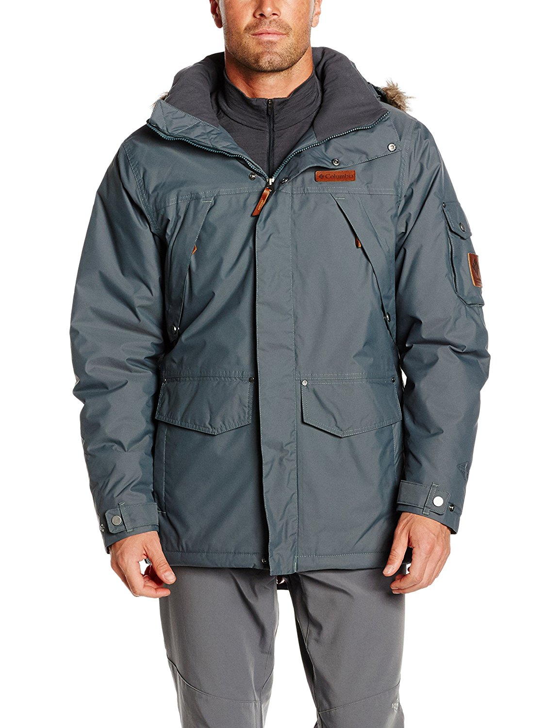 Columbia Men's High Pass Jacket