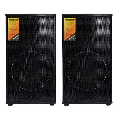 Âm thanh chuyên nghiệp 15-inch hoạt động loa công suất cao chuyên nghiệp giai đoạn với Bluetooth mix