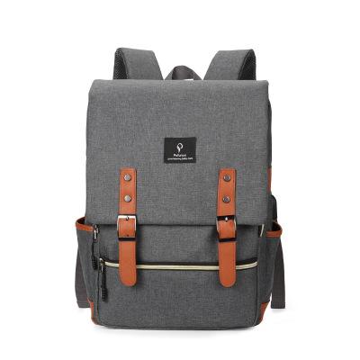Túi vải dành cho nam giới 021 POSCO casual light kinh doanh đa năng dung lượng cao vải bạt túi du lị
