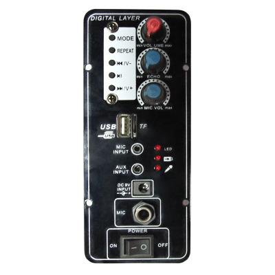 Phụ kiện âm thanh Bộ khuếch đại âm thanh không dây Bluetooth Bộ khuếch đại điện áp đa năng HA-235 7.