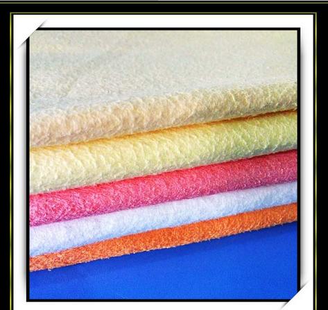 vải nhãn hiệu SIREITA/. Li nhiều thành phần và hàm lượng +PU polyurethane . vải dùng lau chùi rửa xe
