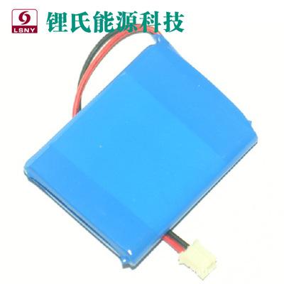 Pin sạc Cung cấp pin lithium-ion polymer 3.7V 500MAH Pin loa Bluetooth pin đồ nội thất thông minh