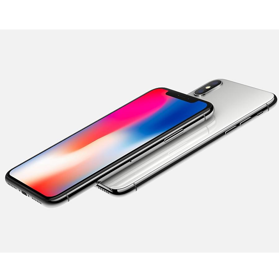 Apple iPhone X - phiên bản Nhật - bộ nhớ 256G màu bạc