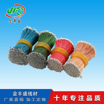 Dây tráng men Các nhà sản xuất dây tráng men OD: 1.2mm 2 lõi 8 * 0.08 dây tráng men màu đỏ xanh dây