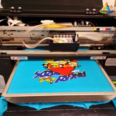 Máy ép nhũ kỹ thuật số Bo dễ dàng để tạo ra một máy in màu sáu màu phổ thông máy in máy in t-shirt b