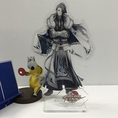 In lên thủy tinh và các sản phẩm thủy tinh Quảng Đông acrylic nhân vật hoạt hình kỹ thuật số chế biế