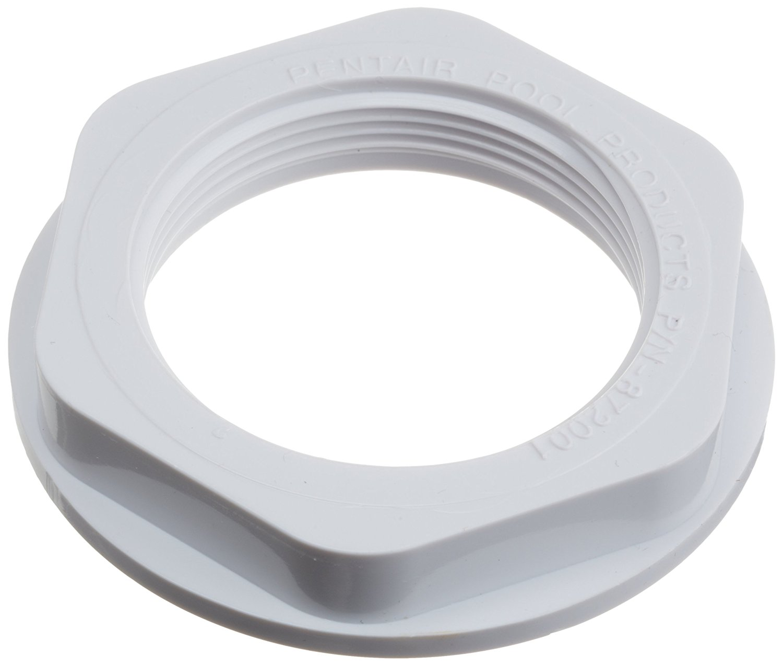 Bờ Thörl 87200100 AGF nhựa trắng khóa chặt đai ốc thay thế Sung spa Asakuchi giày nữ tường