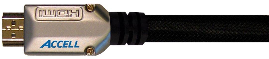 Accell Proultra Accell b124c-016b Ethernet tốc độ cao tinh nhuệ dây HDMI 5m (16.4 feet).