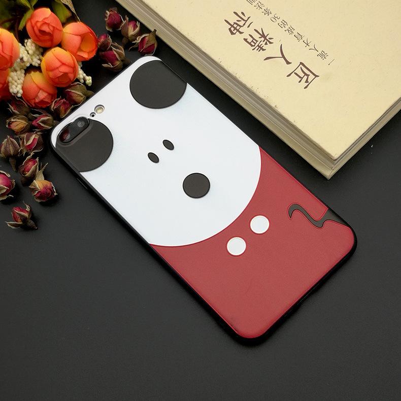 trường hợp iPhone Nhà máy trực tiếp điện thoại di động iPhone7 vỏ tpu bộ điện thoại di động Apple 6p