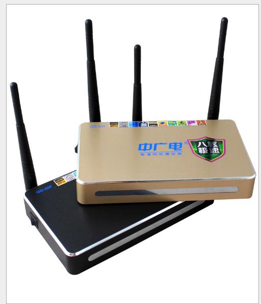 Set-top box, Network set-top box Các mạng lưới thông minh 4K độ nét cao độ nét cao GD06F Android TV