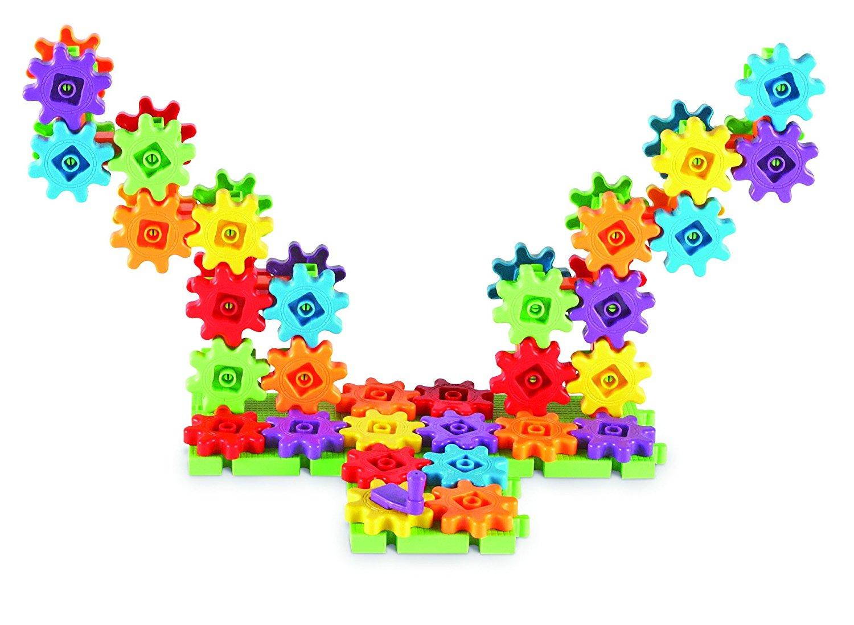 Người mới bắt đầu học tài nguyên bộ đồ chơi giải đố 100 miếng bánh răng!Bánh!Bánh!Khởi đầu bộ xây dự