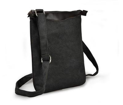 Túi vải dành cho nam giới Hàn Quốc xu hướng vải vai vai người đàn ông bình thường của túi retro Tabl