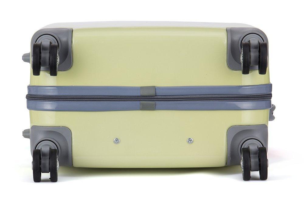Hành lý. JamayZeyliner tốt thuận lợi A - PC lên cặp túi du lịch kiểm tra thùng hộp khóa 20 inch que