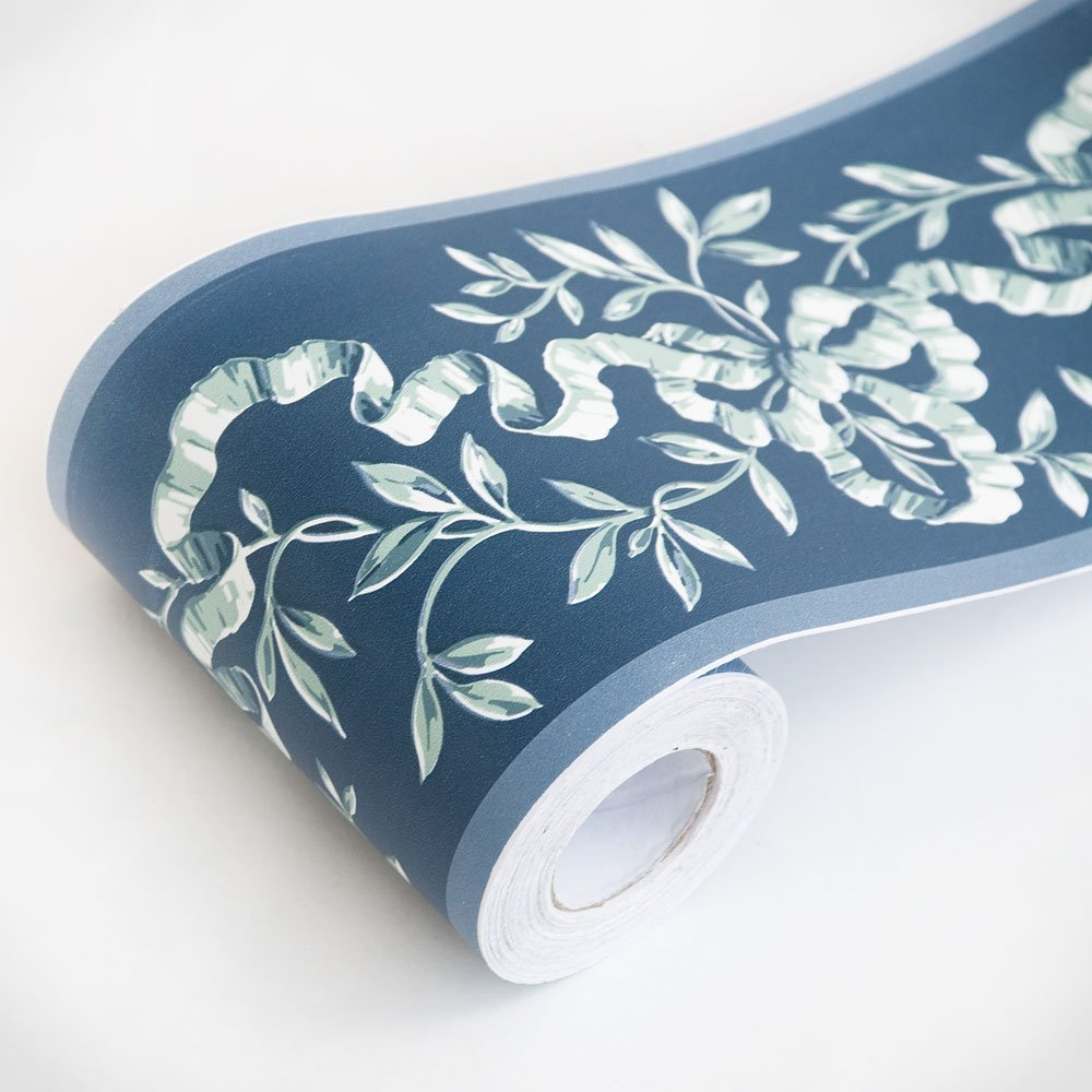 Simplelife4u cổ điển Hoa trang trí viền là dán tường phòng tắm nhà bếp lột tức viền trang trí hình d