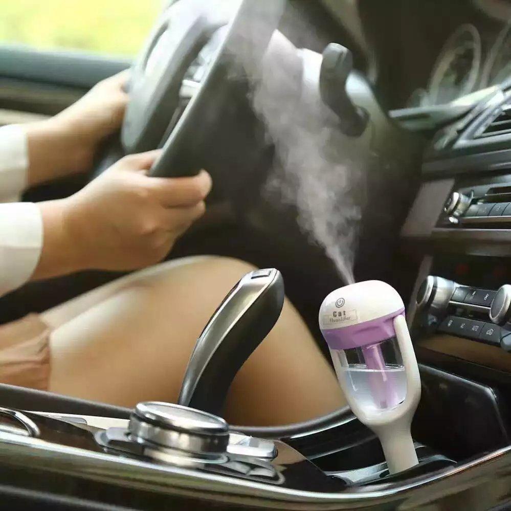 Rorsche xe gắn máy tạo ẩm không khí xe mini đến khói xe máy lọc không khí ngoài điện ion âm phòng là