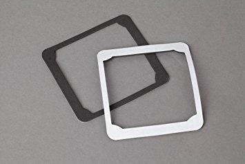 Haida  2 x ngữ nông đệm niêm 100 Series 100 mm chèn bộ lọc COKIN Z tương thích.