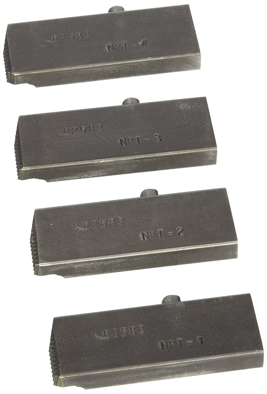 Rothenberger 00052 uniquad NPT ống thép không gỉ DIE, 1 / 2 đến 3 / 10.2 cm