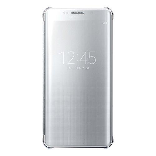 Samsung S6 Edge + Điện thoại Samsung bảo vệ hệ gương bạc Samsung Samsung
