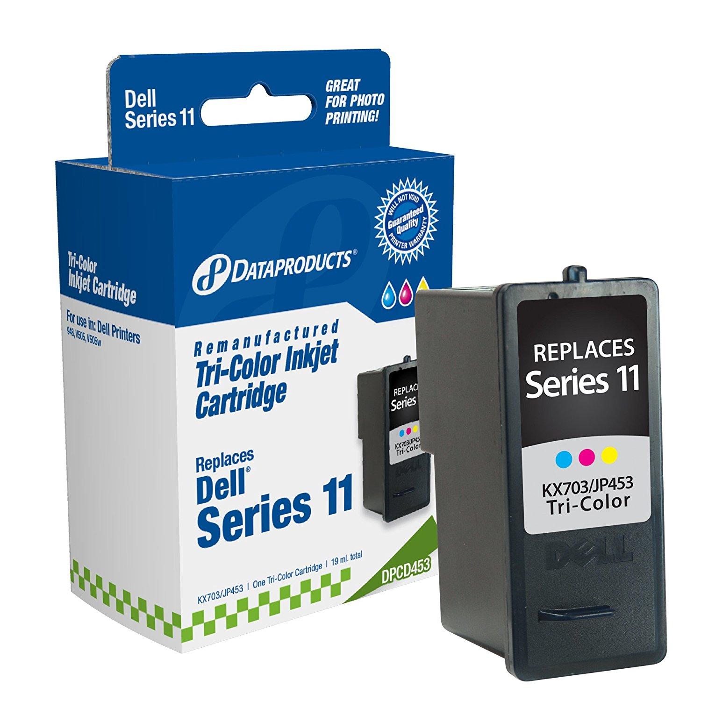Dữ liệu tái tạo sản phẩm thay thế cho sản lượng cao dpcd453 hộp Dell kx703 / jp453 (màu)