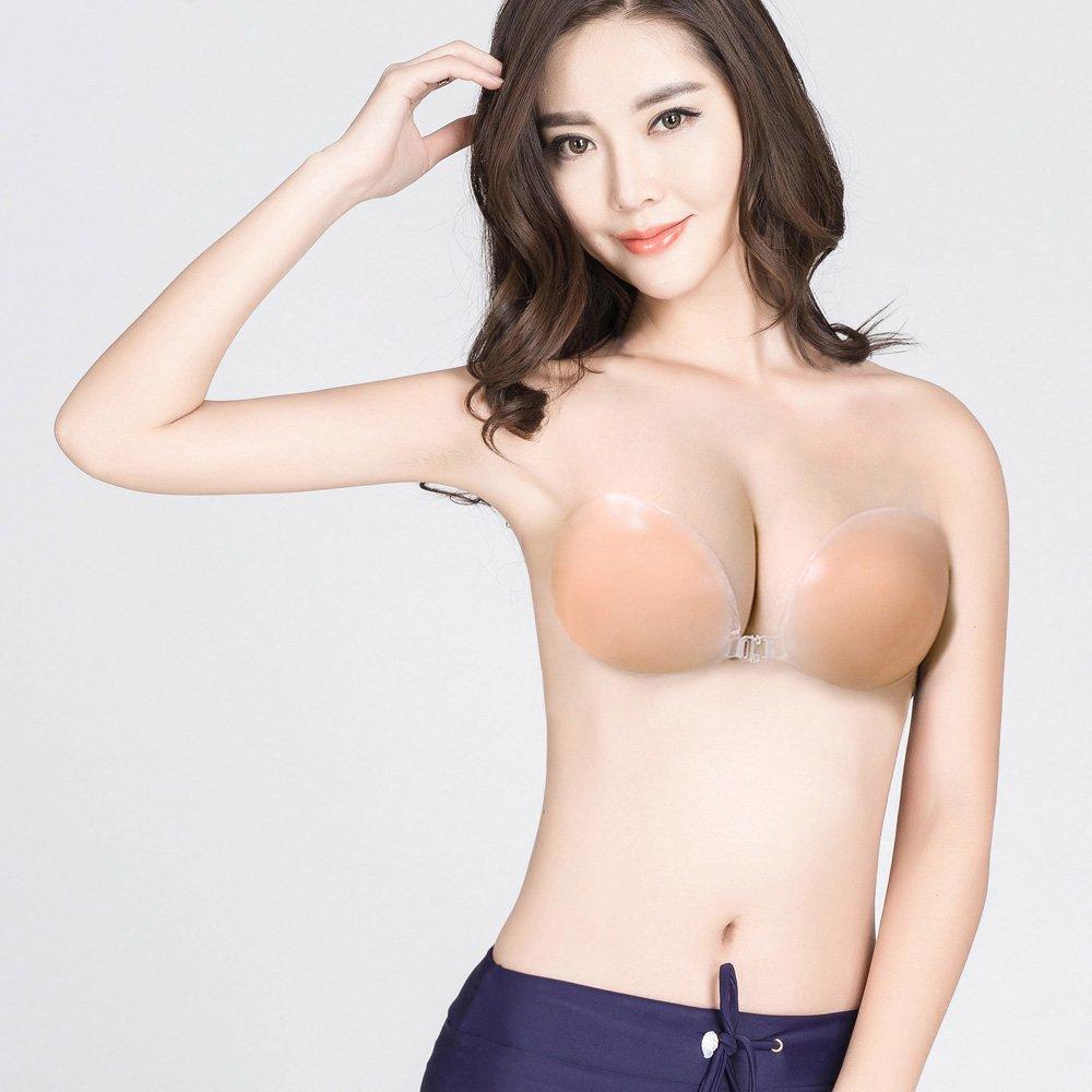 SANQI đồ bơi hình nữ ngực. Ngực áo ngực lớn nhỏ tụ tập dày của áo ngực áo silica gel bikini bikini L