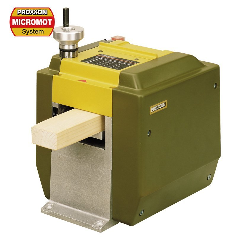 PROXXON  Đức PROXXON nghề mộc giường bào dày nhỏ áp nhập khẩu máy công cụ NO27040