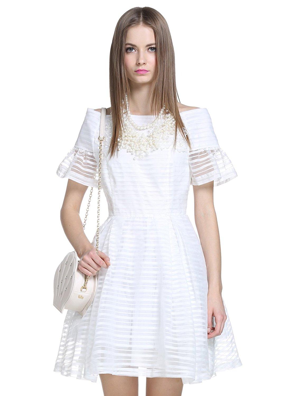Five Plus   5, dệt nổi váy áo sọc nhỏ 2152085070