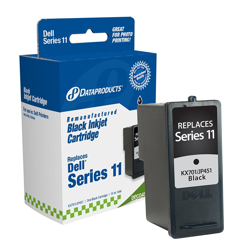 Dpcd451 tái tạo dữ liệu hộp sản phẩm thay thế cho sản lượng cao kx701 / jp451 (đen).
