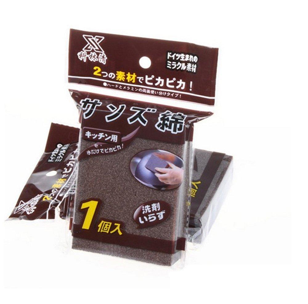 Jiashili Kong cát xốp nano lau sạch gỉ sắt xốp (5 chỉ nạp)